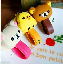 Brand New  2 x Cute Mini MP3/Mobile Phone/ Earphone holder/Organizer