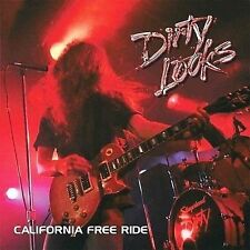 California Free Ride by Dirty Looks CD RARE 2008 ROCK & METAL MUSIC AC DC