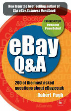 eBay Q&A: 200 of the most asked questions about eBay.co.uk, Pugh, Robert - Paper