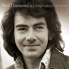 NEIL DIAMOND CD - ALL-TIME GREATEST HITS (2014) - NEW UNOPENED