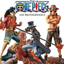 One Piece Brotherhood II 2 Monkey Luffy Sabo Portgas Ace Banpresto figure Japan