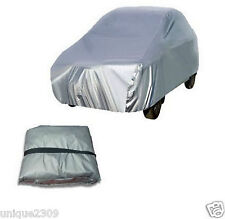 Unique Car Body Cover K1 Silver  Matty For Hyundai I-10