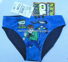 69% OFF! AUTH BEN 10 BOY'S SWIMWEAR ENDURANCE BRIEFS 8-9 YEARS SRP €7.95