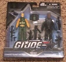GI Joe Conrad Duke Hauser & Tombstone Figure 2-Pack New Mission Accepted 2016