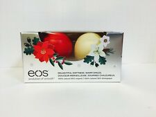 EOS Holiday 2016 Winterberry & Vanilla Bean Sphere Lip Balm Sphere Gift Set -2pc