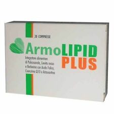 Armolipid Plus 20 compresse Integratore 11,99€ spedizione tracciata immediata