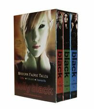 Modern Faerie Tales : Tithe; Valiant; Ironside by Holly Black (2010,...