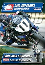AMA Superbike Championship - Review 2006 (New DVD) SBK Motorcycle sport American