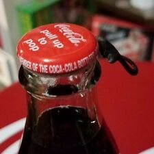 coca cola new pull tab,pop top  bottle