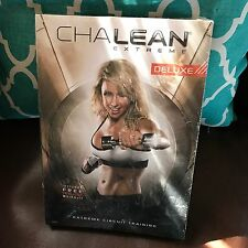 ChaLEAN Extreme NEW Deluxe DVD Workout Set Charlene Johnson Beachbody