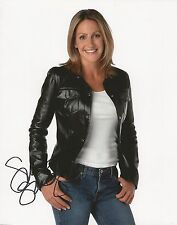 SUMMER SANDERS SIGNED 8x10 PHOTO WITH COA