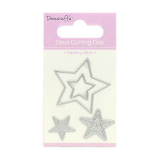 Dovecraft Die – Nesting Stars- great for Cards or Crafts