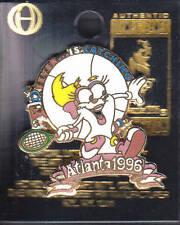 RARE PINS PIN'S .. OLYMPIQUE OLYMPIC JEUX ATLANTA 1996 TENNIS FEMININ USA ~16