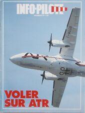Info-Pilote n°501 - 1997 - Voler sur ATR - Bonanza - Louis Péna - Décollage raté