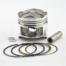 Piston Kit With Pin Rings Clips Set For Yamaha FZR250 1HX STD Standard Bore 48mm