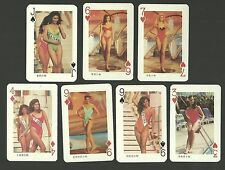 Beauty Pageant Contest Bathing Suits Miss Universe Models Ladies Card Collection