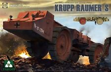 ENGIN DE DEMINAGE KRUPP RAUMER S, 1944 - KIT TAKOM INTERNATIONAL 1/35 n° 2053
