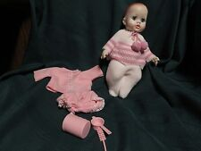 VINTAGE  IDEAL NEWBORN TINY TEARS Doll