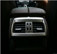 Interior Rear Air Condition Vent Outlet Cover Trim 1pcs For BMW X5 F15 2014 2015