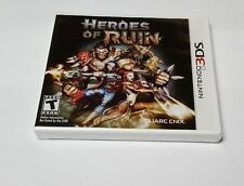 Heroes of Ruin (Nintendo 3DS, 2012)