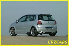 VW POLO 9N REAR/ROOF SPOILER (2001-2005)