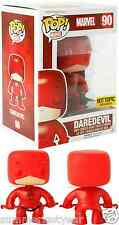 FUNKO POP! HOT TOPIC EXCLUSIVE DAREDEVIL VINYL BOBBLE-HEAD #90 MARVEL FREE SHIP