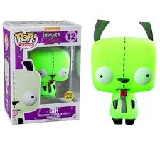 Invader Zim Gir Glow in the Dark Pop! Vinyl Figure Funko 12