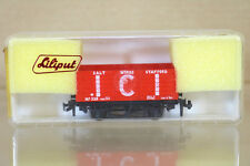 LILIPUT 1365 ICI SALT WORKS STAFFORD 326 7 PLANK WAGON Compatible with HORNBY nh