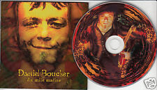 DANIEL BOUCHER - Dix Mille Matins (CD 1999) Quebec Rock 9 Songs FREE SHIPPING