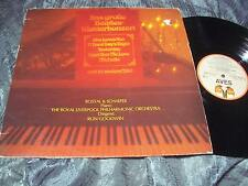 BEATLES related:LIVERPOOL PHILHARMONIC ORCH.PIANO ROSTAL & SCHAEFFER, GOODWIN EX