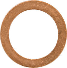 Copper Washers 10mm x 14mm x 1mm - Pack of 10