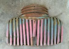 Vintage 1941 - 1946 Chevy Chevrolet Truck Grill Painted