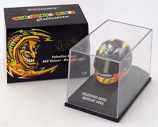 MINICHAMPS 397030046 - AGV Helmet Valentino Rossi MotoGP 2003 - 1/8