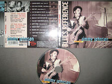 RARE CD Jimmy Johnson-heape see Chicago Blues CD nel Digipak