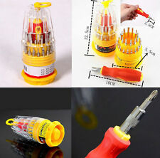 31 in 1 Multifunctional Screwdriver Tool Set Mobile Computer Disassemble