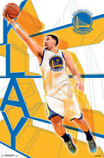 Klay Thompson RISING Golden State Warriors Official NBA Basketball Wall POSTER