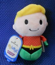 HALLMARK DC COMICS  ITTY BITTYS PLUSH ~  AQUAMAN ~ JUSTICE LEAGUE