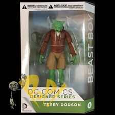 DC Designer Series BEAST BOY Terry Dodson TEEN TITANS Earth-1 Action Figure!