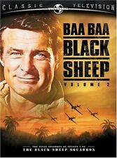 Baa Black Sheep First Season 1 One Second Volume 2 Two DVD Set Series TV Show R1