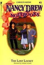 The Lost Locket Nancy Drew Notebooks #2
