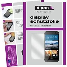 6x HTC One M9 Plus screen protector protection guard crystal clear