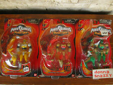 POWER RANGERS SUPER SENTAI MYSTIC FORCE SPD RED GREEN YELLOW MORPHMAX BATTLIZED