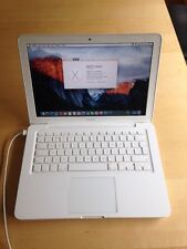 "Apple MacBook 13"" White A1342"