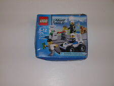 NEW LEGO CITY #7279 POLICE MINIFIGURE COLLECTION MINIFIG TOY SET 57 PCS