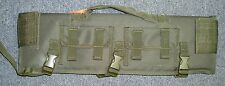 "Tactical Military SNIPER Rifle Scope Protector / Cover (18"") OD GREEN OLIVE DRAB"