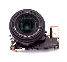 PANASONIC LUMIX DMC-LX5 ORIGINAL LENS REPLACEMENT REPAIR PART BLACK