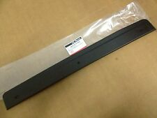 GENUINE MG ROVER MGF MG TF SILL FINISHER RUBBER MOUNTING PLATE EAN100751PMA