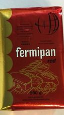 1kg Fermipan Instant Red Dried Yeast Bakers, Bakery, Bread baking 2 x 500g packs