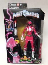POWER RANGERS MIGHTY MORPHIN LEGACY COLLECTION LIMITED EDITION PINK RANGER