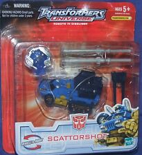 Transformers Robots In Disguise Universe SCATTORSHOT New Factory Sealed 2007